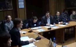 Видео: 3 февраля 2010 Госдума РФ — «Малоэтажная Русь»