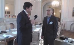 Видео: Интервью с представителями «Новой молодёжной политики» в Брюсселе 22 марта 2013